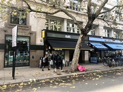 741 SF High Street Shop for Rent  |  Unit A, 9 Kingsway, London, SW14 7HL