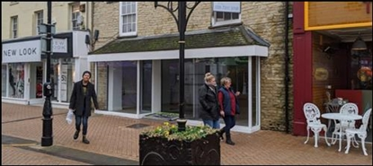 2,087 SF High Street Shop for Rent  |  34 Sheep Street, Bicester, OX26 6LG