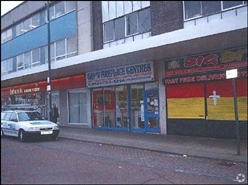 839 SF High Street Shop for Rent  |  1 - 9 Dale Street, Manchester, M26 1AB