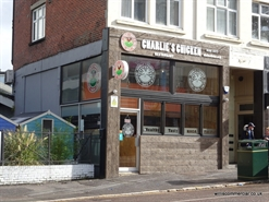 700 SF High Street Shop for Rent  |  21 Exeter Road, Bournemouth, BH2 5BX