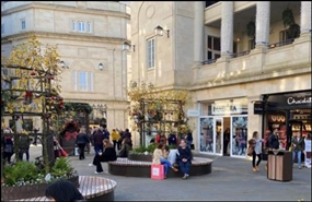 545 SF Shopping Centre Unit for Rent  |  Southgate Shopping Centre, Bath, BA1 1AS