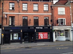 1,178 SF High Street Shop for Rent  |  8 West Street, Farnham, GU9 7DN