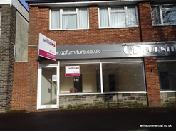 354 SF High Street Shop for Rent  |  1629 Wimborne Road, Bournemouth, BH11 9AR