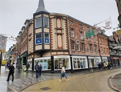 High Street Shop for Rent  |  49a Pride Hill, Shrewsbury, SY1 1DN