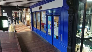 1,422 SF High Street Shop for Rent  |  4 Eastgate Row, Chester, CH1 1LF