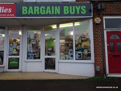329 SF High Street Shop for Rent  |  1430A Wimborne Road, Bournemouth, BH10 7AS