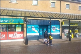 2,404 SF Shopping Centre Unit for Rent  |  Unit Su11, Hastings, TN34 1PH