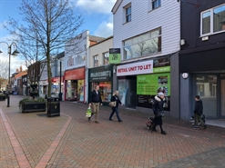 697 SF High Street Shop for Rent  |  33 Grove Street, Wilmslow, SK9 1DU