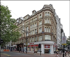 1,348 SF High Street Shop for Rent  |  2 - 6 Corporation Street, Birmingham, B2 4RN
