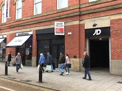 2,439 SF High Street Shop for Rent  |  Unit 2, The Courts, Stockport, SK1 1UD