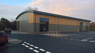 5,500 SF Out of Town Shop for Rent  |  Unit 6 Rugby Road, Hinckley, LE10 2ND