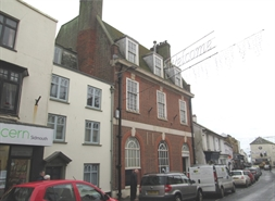 1,361 SF High Street Shop for Rent  |  40 High Street, Sidmouth, EX10 8EB
