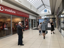 1,046 SF Shopping Centre Unit for Rent  |  Unit 3 The Shires Shopping Centre, Trowbridge, BA14 8AT