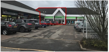 4,905 SF Out of Town Shop for Rent  |  Camborne Drive, Nuneaton, CV11 6GU