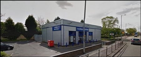 1,000 SF Out of Town Shop for Rent  |  Pod Unit, Manchester, M20 2ZE
