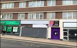 994 SF High Street Shop for Sale  |  33 Stafford Street, Stoke On Trent, ST1 1JU