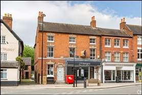 827 SF High Street Shop for Rent  |  47 Market Place, Uttoxeter, ST14 8HF