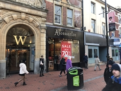 714 SF High Street Shop for Rent  |  89 Broad Street, Reading, RG1 2AP