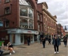 1,745 SF High Street Shop for Rent  |  26 Lands Lane, Leeds, LS1 6LB