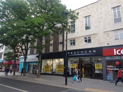 3,460 SF High Street Shop for Rent  |  Unit 2, 147/161 High Street, Hounslow, TW3 1QL