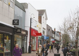 2,885 SF High Street Shop for Rent  |  31B Grove Street, Wilmslow, SK9 1DU