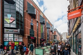 2,067 SF Shopping Centre Unit for Rent  |  SU1.1 and 2.1 The Core Shopping Centre, Leeds, LS1 6LB