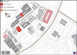 10,000 SF Retail Park Unit for Rent  |  UNIT 8 Hydburn Retail Park, Blackburn, BB1 3HT