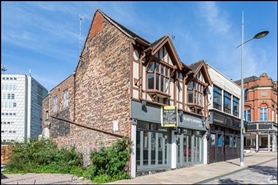 3,260 SF High Street Shop for Sale  |  66 - 68 Piccadilly, Stoke On Trent, ST1 1HX