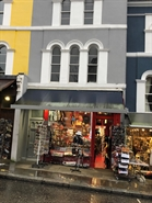 721 SF High Street Shop for Sale  |  127 Portobello Road, London, W11 2DY