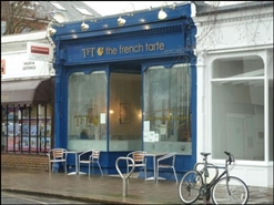 500 SF High Street Shop for Rent  |  45 High Street, Teddington, TW11 8HA