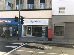 807 SF High Street Shop for Rent  |  54 Union Street, Torquay, TQ2 5PS