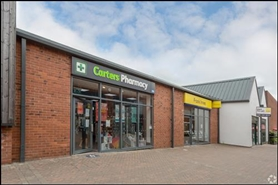 1,626 SF High Street Shop for Rent  |  4 Carters Square, Uttoxeter, ST14 7FN