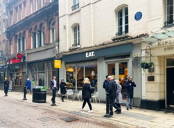 498 SF High Street Shop for Rent  |  39-41 Villiers Street, London, WC2N 6ND