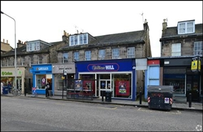 1,696 SF High Street Shop for Rent  |  29 Raeburn Place, Edinburgh, EH4 1HU
