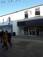 1,865 SF High Street Shop for Rent  |  25 Caroline Street, Bridgend, CF31 1DW