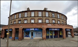 891 SF High Street Shop for Rent  |  223 Balgreen Road, Edinburgh, EH11 2RZ