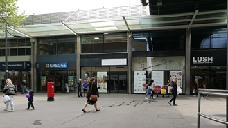 2,322 SF Shopping Centre Unit for Rent  |  15 Canal Walk, Brunel Shopping Centre, Swindon, SN1 1LD