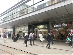 865 SF High Street Shop for Rent  |  Unit F3, City Tower, Manchester, M1 4BT