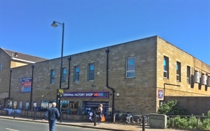 7,000 SF High Street Shop for Rent  |  First Floor, 45 Crossgate, Otley, LS21 1AG
