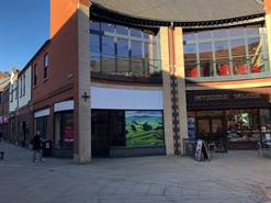 1,560 SF Shopping Centre Unit for Rent  |  Unit 36-37 Prince Bishops Shopping Centre, Durham, DH1 3UJ