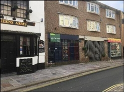 High Street Shop for Rent  |  56 Southside Street, Plymouth, PL1 2LA