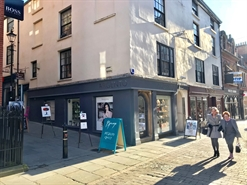 353 SF High Street Shop for Rent  |  37 Bridlesmith Gate, Nottingham, NG1 2GN