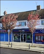 545 SF Out of Town Shop for Rent  |  186 Halfway Street, Sidcup, DA15 8DJ