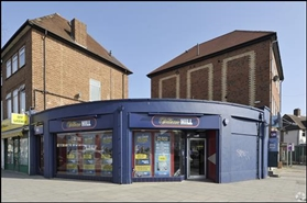 1,831 SF High Street Shop for Rent  |  158 - 160 Chestnut Grove, Mitcham, CR4 1RB