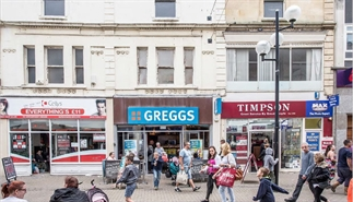 734 SF High Street Shop for Sale  |  85 High Street, Weston-super-Mare, BS23 1HE