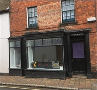 413 SF High Street Shop for Rent  |  Market Cross, Sturminster Newton, DT10 1AS