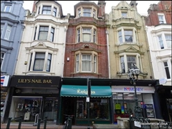 400 SF High Street Shop for Rent  |  100 Old Christchurch Road, Bournemouth, BH1 1LR