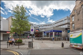 2,167 SF Shopping Centre Unit for Rent  |  The Thistles Shopping Centre, Stirling, FK8 2EA