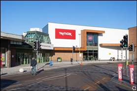 1,591 SF Shopping Centre Unit for Rent  |  Hempstead Valley Shopping Centre, Gillingham, ME7 3PD
