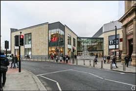 1,754 SF Shopping Centre Unit for Rent  |  The Broadway Bradford, Bradford, BD1 1DU